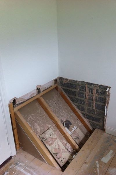 Box Room In Standard 3 Bed Semi detached House Swifts